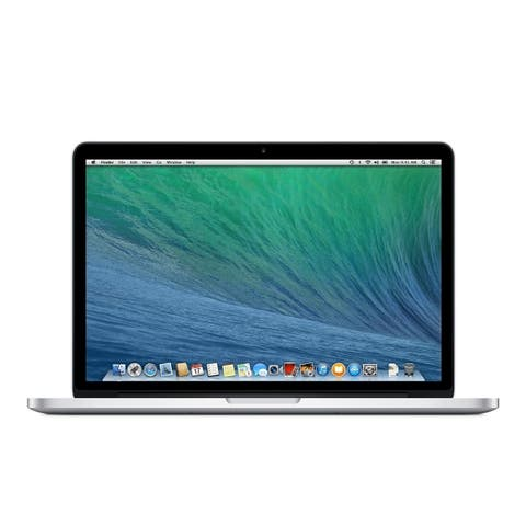 """Apple MacBook Pro MC700LL/A Intel Core i5-2415M X2 2.3GHz 4GB 500GB 13.3"""", Silver (Refurbished)"""