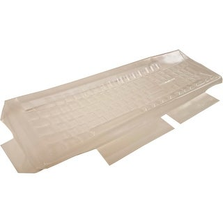 Seal Shield SS1527-104 Custom Keyboard Cover - For SSKSV107R3 - Clear
