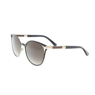 Jimmy Choo Neiza/S 0J6H Matte Black Cateye Sunglasses - 54-20-140