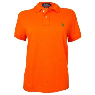 Polo Ralph Lauren Women's Small Pony Classic Fit Polo Shirt