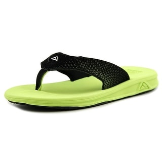 Reef Grom Rover Open Toe Synthetic Thong Sandal