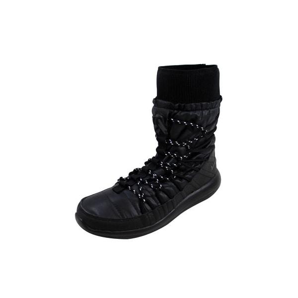 Nike Women's Roshe Two Hi Black/White nan 861707-001