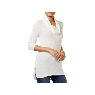Tommy Hilfiger Womens Casual Top Cowl Neck Long Sleeves (4 options available)