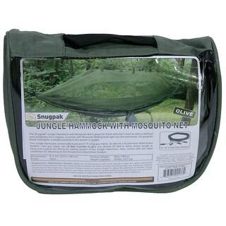 Proforce equipment 61660 proforce equipment 61660 snugpakjunglehammock w/mosquitonet olive
