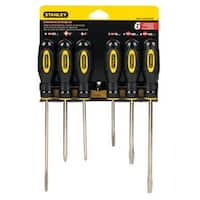 "Stanley 60-060 Phillips Screwdriver Set 4"", 6 Piece"