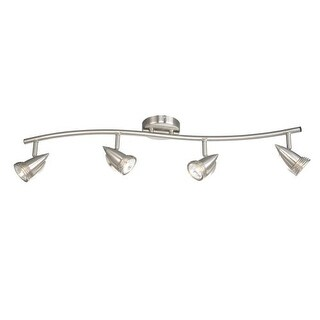 Vaxcel Lighting SP34114 Garda 4 Light 50 Watt Each Halogen Accent Light Fully Adjustable