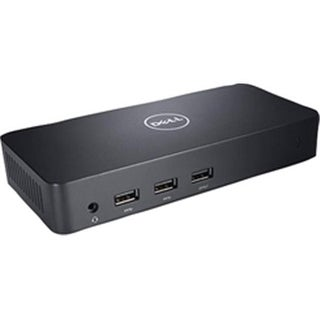 Dell Marketing 452-BBPG Usb 3.0 Docking Station, Black