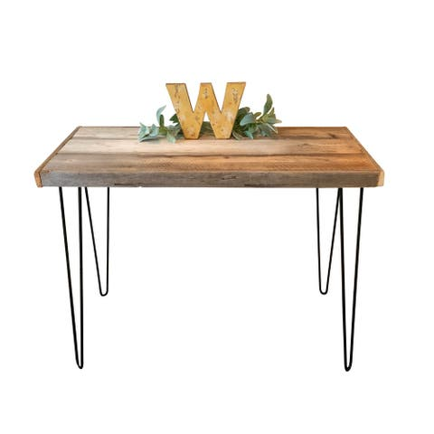 Colt Reclaimed Wood Console Table