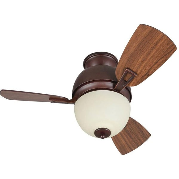 """Craftmade DA30 Dane 30"""" 3 Blade Ceiling Fan - Blades and Light Kit Included"""
