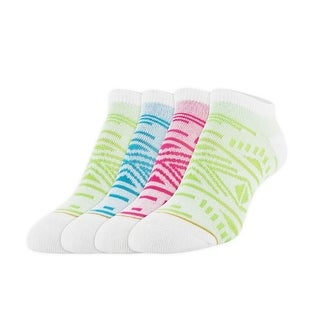 Link to All Pro Aquafx Women Sport No Show Socks 4-10 3+1 Pack Similar Items in Intimates