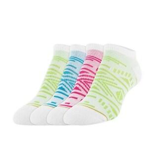 All Pro by Goldtoe Aquafx Women Sport No Show Socks 4-10 3+1 Pack