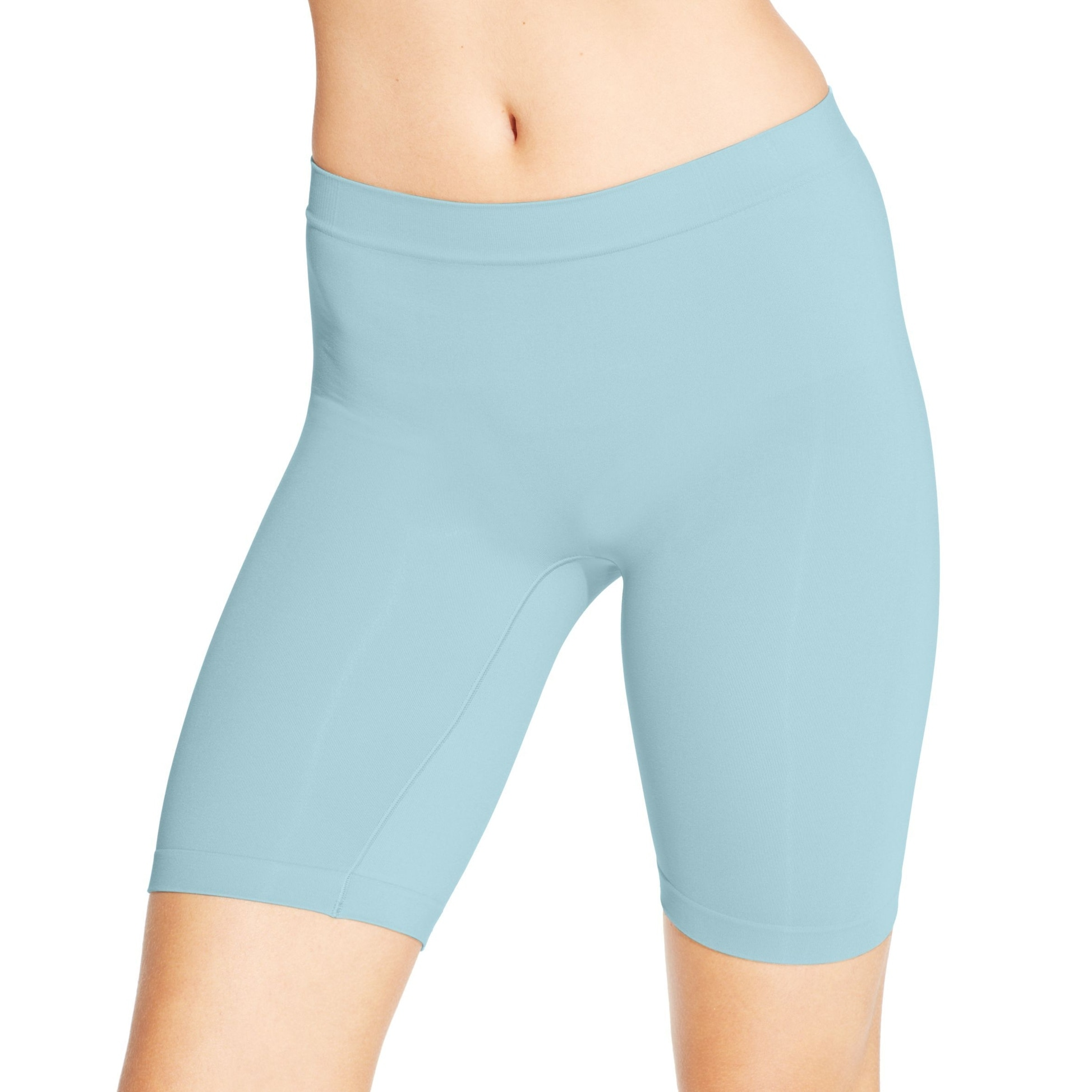 b9b14d182240 Shop Jockey Women's Skimmies Slip Shorts 2109 Mint Size Small - Green -  Free Shipping On Orders Over $45 - Overstock - 25436099