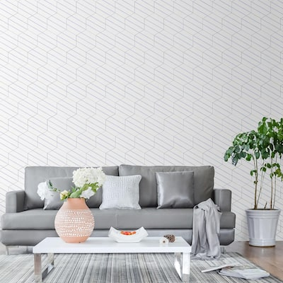 "SomerTile Porto Savona Hex Niagara 8.63"" x 9.86"" Porcelain Floor and Wall Tile"