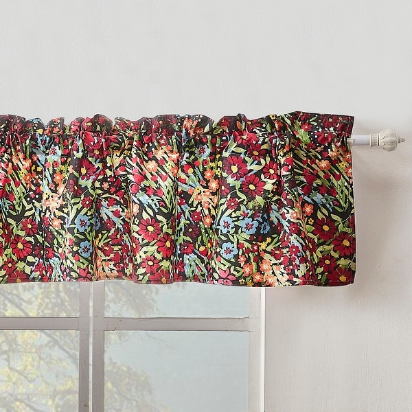 Barefoot Bungalow Alice Window Valance. Opens flyout.