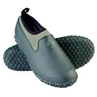Muck Boot's Muckster II Low Green Boot w/ Airmesh Lining - Womens Size 11