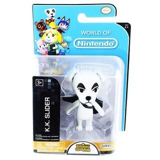 """World of Nintendo 2.5"""" Mini Figure K.K. Slider"""