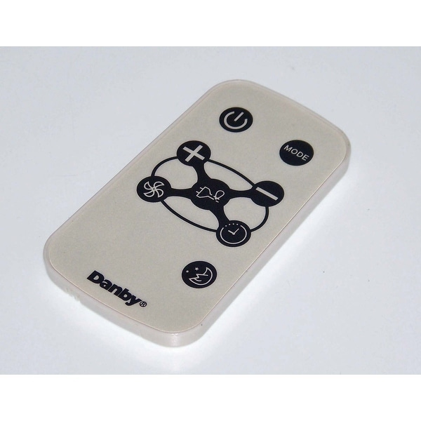OEM Danby Remote Originally Shipped With: DAC100EB2GDB, DAC120EB2GDB, DAC250EB1GDB, DAC5200DB