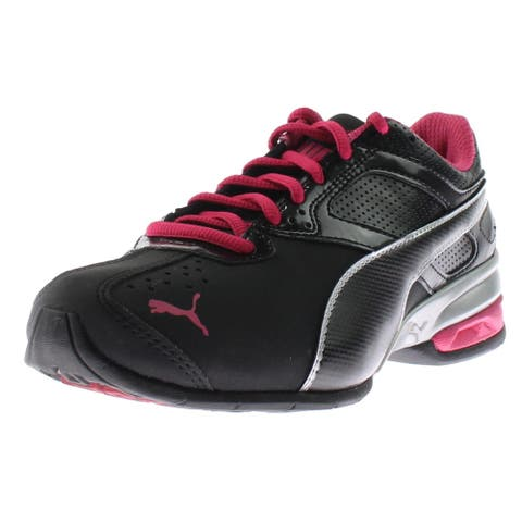Puma Womens Tazon 6 Running, Cross Training Shoes Faux Leather Cushioned
