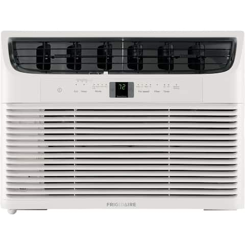Frigidaire 12,000 BTU Window-mounted Compact Air Conditioner with Remote Control