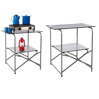 Kamp-Rite 2 Tier Kwik Prep Table