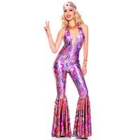 Groovy 70's Diva Costume, Hoty Groovy 70's Diva Costume - as shown