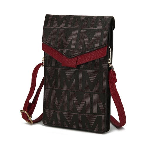MKF Collection Evelynn M Signature Crossbody by Mia K.