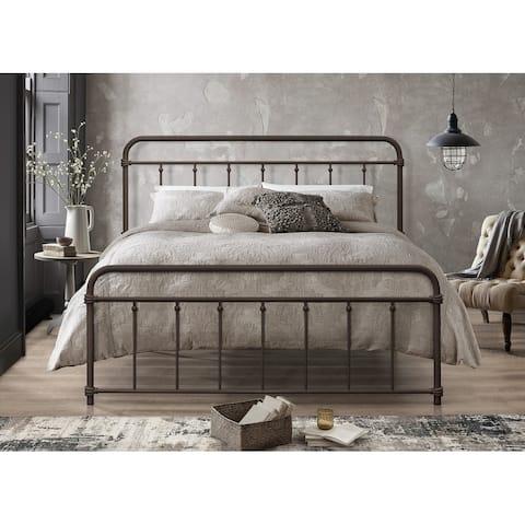 Nana Metal Platform Bed