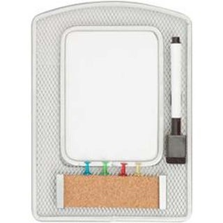 Silver - eXcessory Magnetic Dry Erase Board