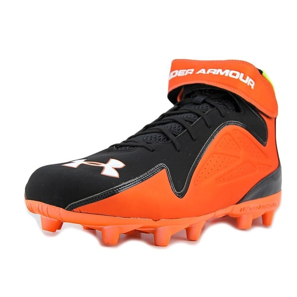 Under Armour Team Renegade MC Men Blk/Org Cleats