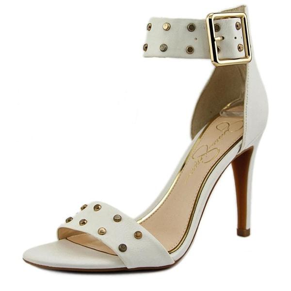 Jessica Simpson Elonna 2 Women Powder Sandals