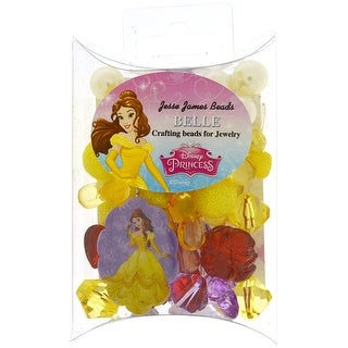 Disney Craft Beads For Jewelry-Belle