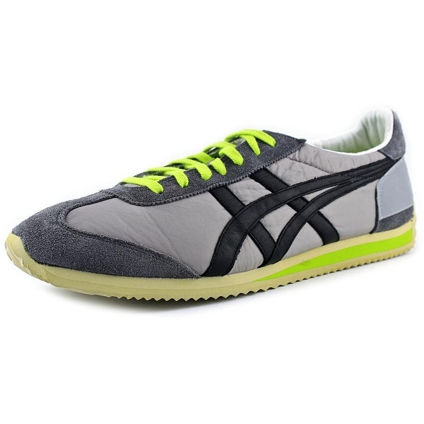 Onitsuka Tiger by Asics California 78 Vin Men Round Toe Canvas Gray Sneakers