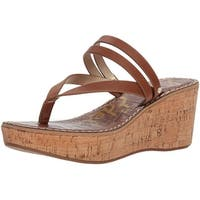 Sam Edelman Women's Rasha Wedge Sandal - 8