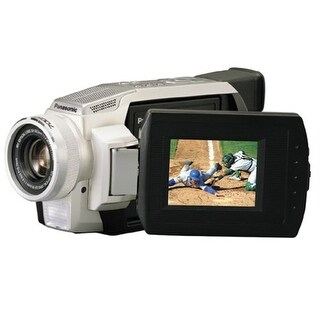 """Panasonic PVDV53 MiniDV Palmcorder Multicam Camcorder with 2.5"""" LCD (Discontinued by Manufacturer) (Refurbished)"""