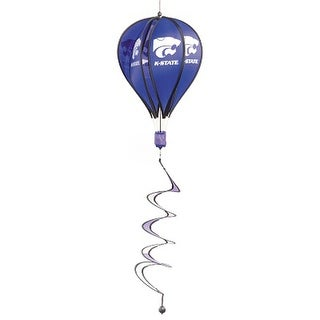 Bsi Products Inc Kansas State Wildcats Hot Air Balloon Spinner Hot Air Balloon Spinner