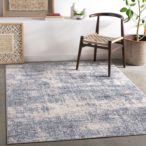 Rexie Modern Abstract Area Rug