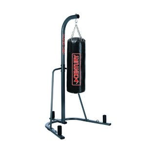 Century Heavy Bag Stand|https://ak1.ostkcdn.com/images/products/is/images/direct/37fa7f606ae88b356200e3ef20e7e2ed9c543dcc/Century-Heavy-Bag-Stand.jpg?impolicy=medium