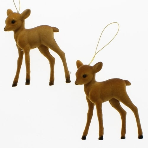 Deer Fawn Ornament