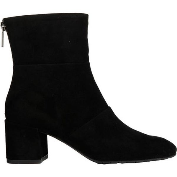 0481751d658 Shop Kenneth Cole New York Women s Eryc Bootie Black Suede - Free Shipping  Today - Overstock - 17620822