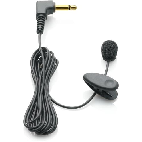 """""""Philips LFH9173/00 Philips Speech Tie/Collar Clip Microphone - Condenser - Lapel - 50Hz to 20kHz - Wired"""""""
