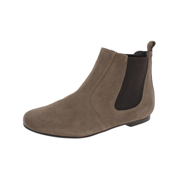 Steve Madden Womens Mysterry Chelsea Boots Suede Ankle - 7 medium (b,m)