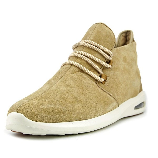 Globe Nepal LYTE Men Round Toe Canvas Tan Skate Shoe
