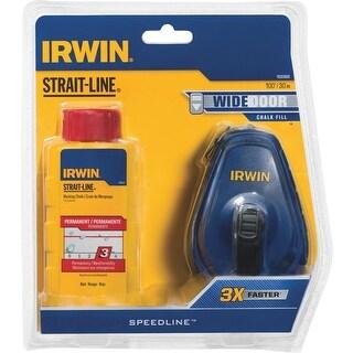 Irwin 100 Red Chalk Reel