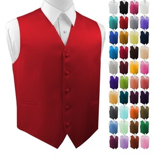 Men's Formal Tuxedo Vest. Wedding, Prom, Cruise, Special Occasion