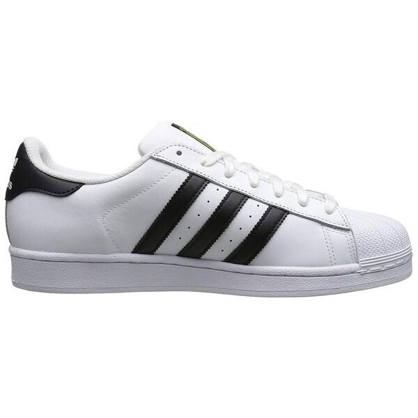 Shop adidas Originals Men's Superstar Running Shoe 20 On
