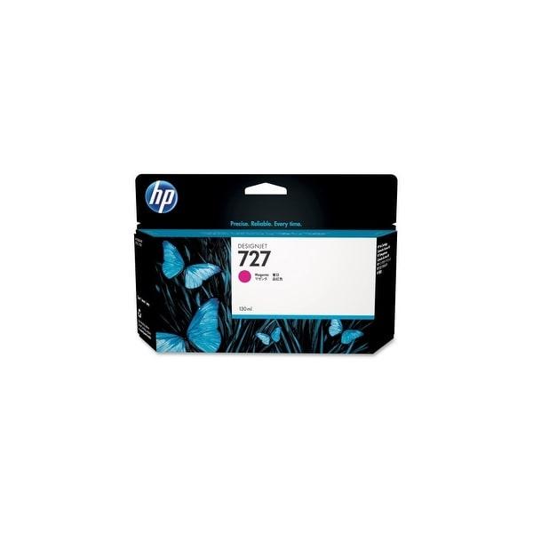 HP 727 130-ml Magenta DesignJet Ink Cartridge (B3P20A) (Single Pack)