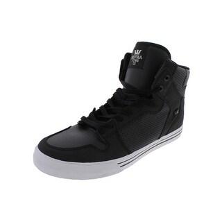 Supra Mens Vaider Fashion Sneakers Hightop Trainer