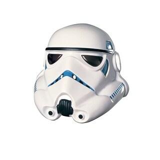 Star Wars Stormtrooper 3/4 Adult PVC Mask Costume Accessory