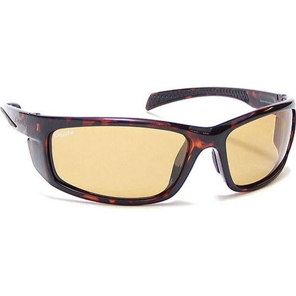 f13f1714bb71 Shop Coyote Eyewear Volt Photochromic Polarized Sunglasses Tortoise/Photo  Brown - US One Size (Size None) - On Sale - Free Shipping Today - Overstock  - ...