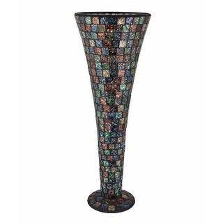 Mosaic Designed Modern Vase